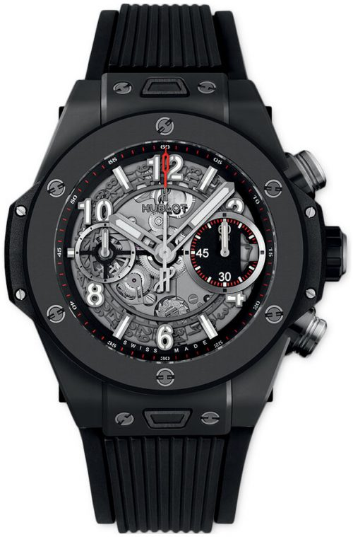 Hublot Big Bang 42Mm 441.CI.1170.RX Skelettskuren/Gummi Ø42 mm