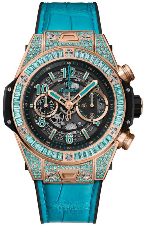 Hublot Big Bang 45Mm Herrklocka 411.OX.1189.LR.0919