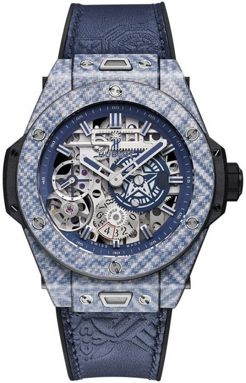 Hublot Big Bang 45Mm Herrklocka 414.YL.5179.VR.SHF18