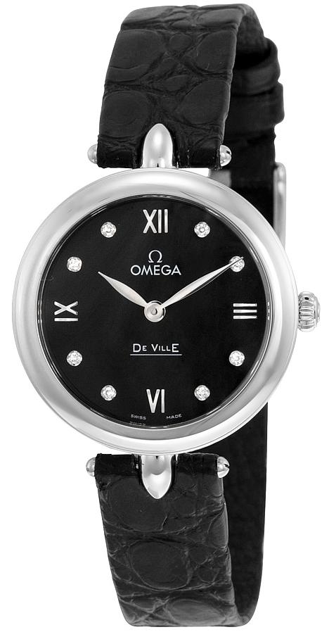 Omega De Ville Prestige Quartz 27.4mm Damklocka 424.13.27.60.51.001