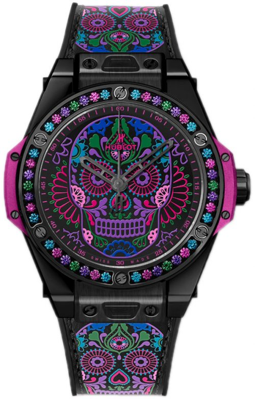 Hublot Big Bang 39Mm Damklocka 465.CX.1190.VR.1299.MEX18