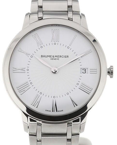 Baume & Mercier Classima Damklocka M0A10261 Silverfärgad/Stål