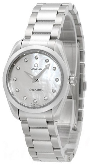 Omega Seamaster Aqua Terra 150M Damklocka 220.10.28.60.55.001