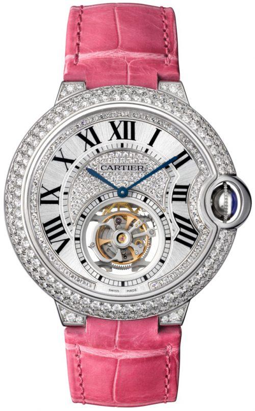 Cartier Ballon Bleu De Cartier Damklocka HPI00716