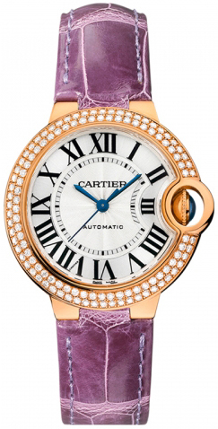 Cartier Ballon Bleu De Cartier Damklocka WE902066