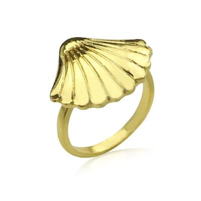 Everneed Shella Ring Guld Finish 54