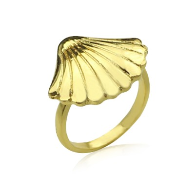 Everneed Shella Ring Guld 56