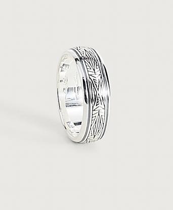 Thomas Sabo Ring Ornaments Silver