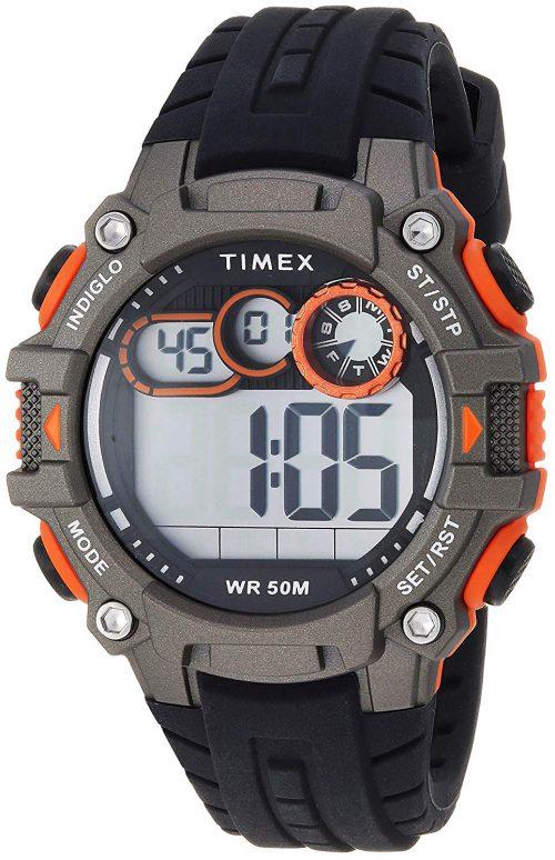 Timex 99999 Herrklocka TW5M27200 LCD/Resinplast Ø48 mm