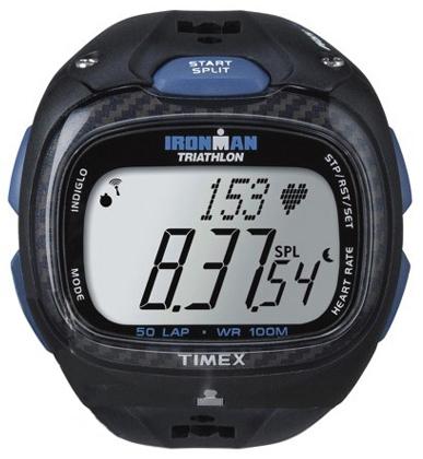 Timex Ironman Herrklocka T5K489 LCD/Resinplast