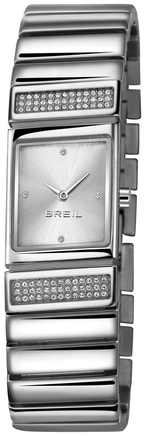 Breil Slash Damklocka TW1240 Silverfärgad/Stål