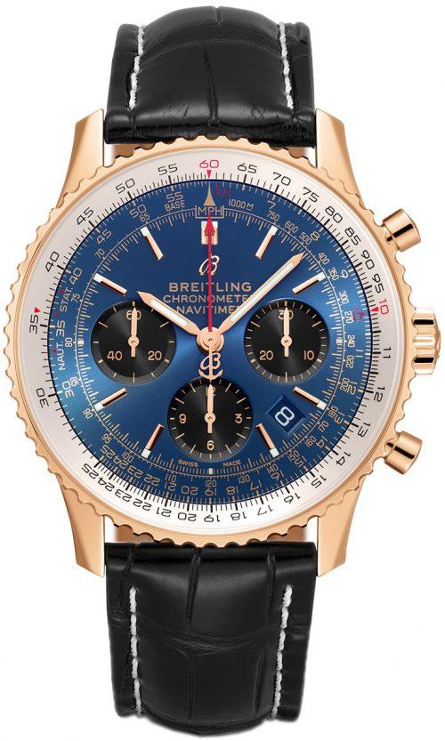 Breitling Navitimer 1 B01 Chronograph 43 Herrklocka RB0121211C1P3