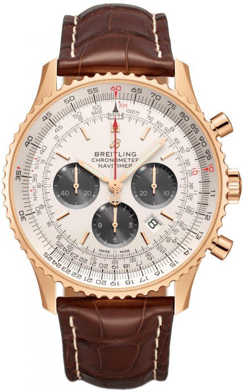 Breitling Navitimer 1 B01 Chronograph 46 Herrklocka RB0127121G1P2