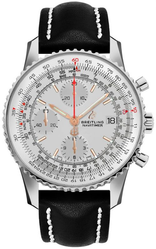 Breitling Navitimer 1 Chronograph 41 Herrklocka A13324121G1X4