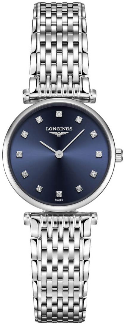 Longines La Grande Classique De Longines Damklocka L4.209.4.97.6