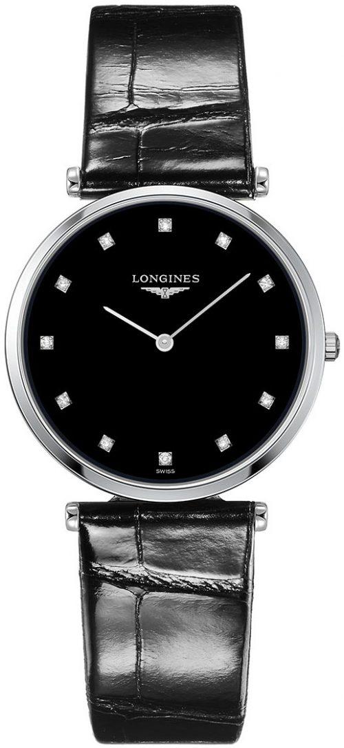 Longines La Grande Classique De Longines Damklocka L4.709.4.55.2
