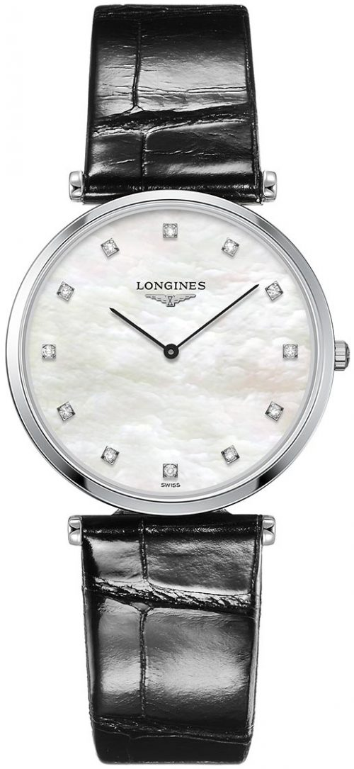 Longines La Grande Classique De Longines Damklocka L4.709.4.88.2