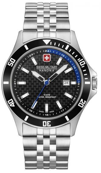 Swiss Military Flagship Racer Herrklocka 06-5161.2.04.007.03
