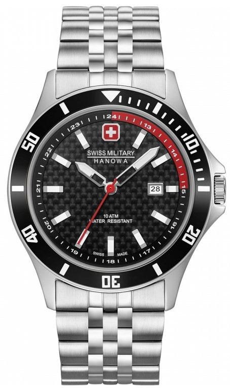 Swiss Military Flagship Racer Herrklocka 06-5161.2.04.007.04