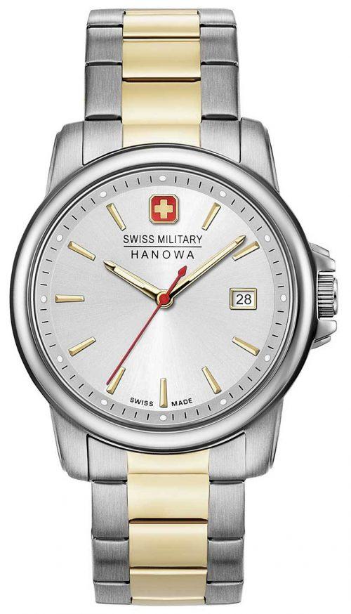 Swiss Military Swiss Recruit II Herrklocka 06-5230.7.55.001