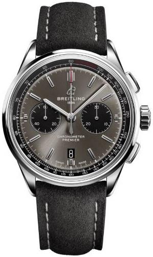 Breitling Premier B01 Chronograph 42 Herrklocka AB0118221B1X2