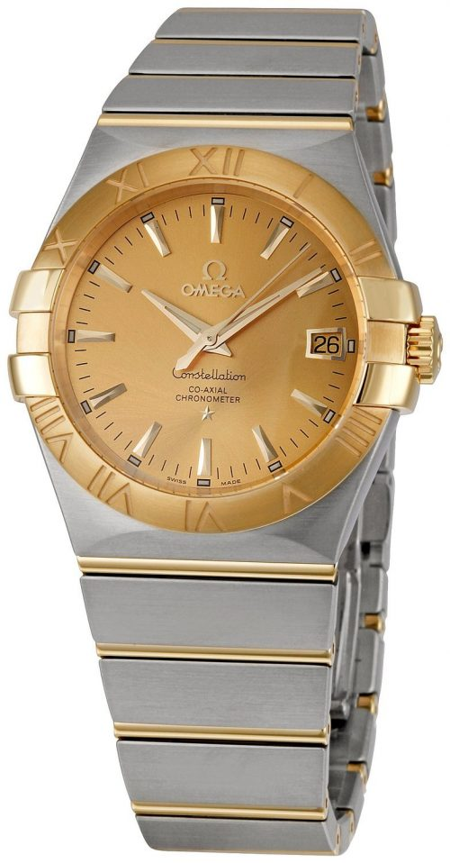 Omega Constellation Co-Axial 35mm Herrklocka 123.20.35.20.08.001