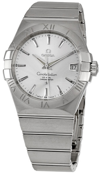 Omega Constellation Co-Axial 38mm Herrklocka 123.10.38.21.02.001
