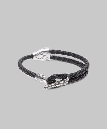 Thomas Sabo Armband A1859 Leather Bracelet Black Svart