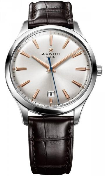 Zenith Captain Central Second Herrklocka 03.2020.670-01.C498
