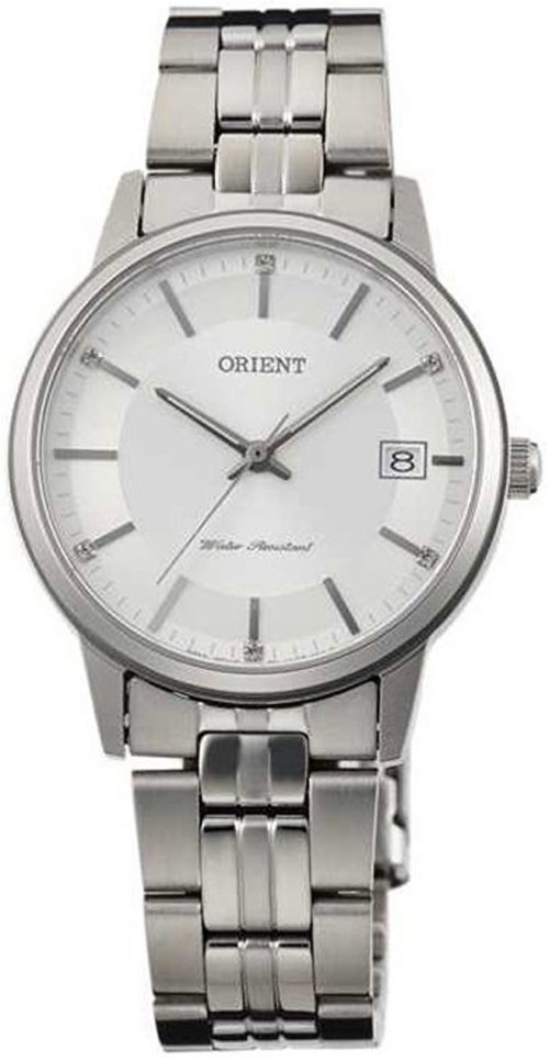 Orient 99999 Damklocka FUNG7003W0 Vit/Stål Ø32 mm