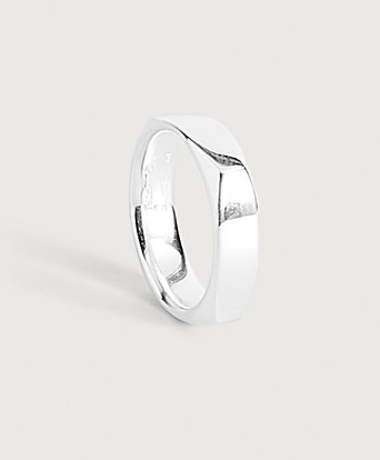 Thomas Sabo Ring Angular Silver