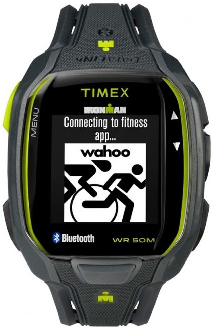 Timex Ironman Herrklocka TW5K88000H4 LCD/Resinplast