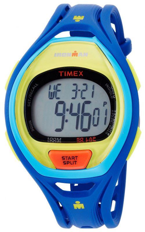 Timex Ironman Herrklocka TW5M01600 LCD/Resinplast Ø42 mm