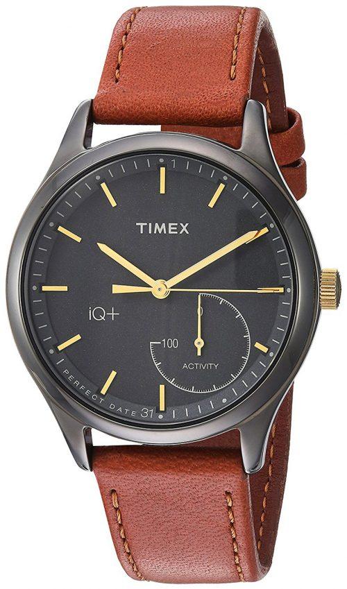 Timex Sport Damklocka TWG013800 Svart/Läder Ø37 mm