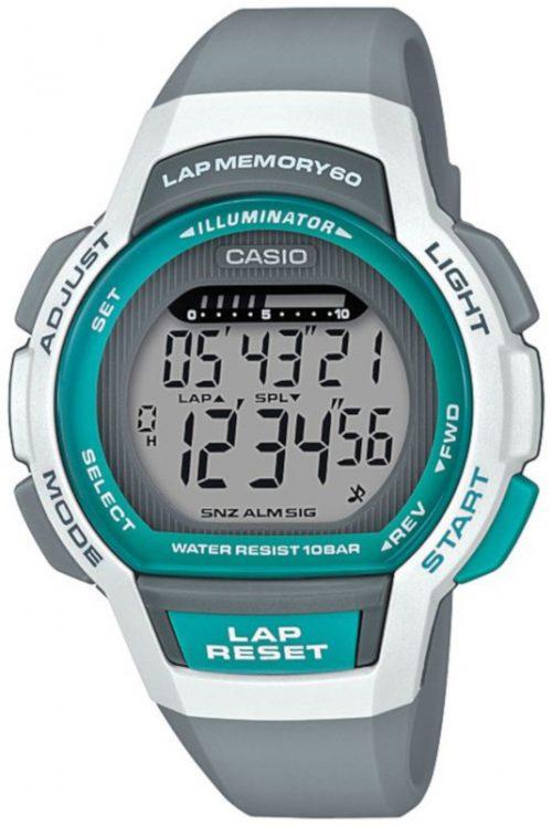 Casio Casio Collection Damklocka LWS-1000H-8AVEF LCD/Resinplast