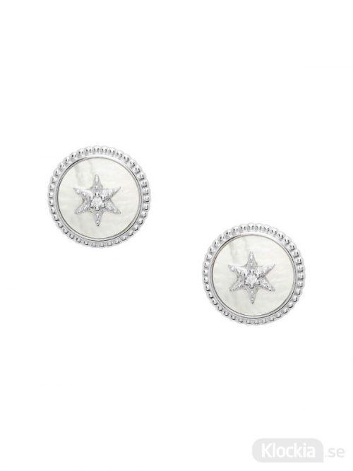 Damsmycke FOSSIL Örhängen Sterling Silver JFS00500040