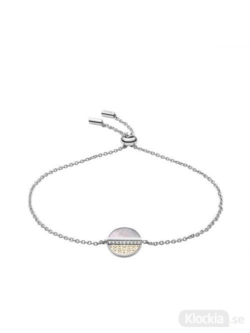 Damsmycke FOSSIL Armband Sterling Silver JFS00515040
