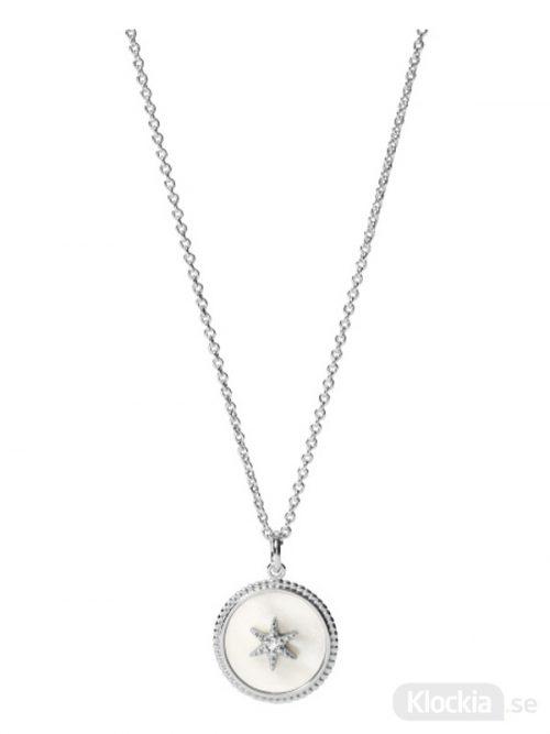 Damsmycke FOSSIL Halsband Sterling Silver JFS00502040