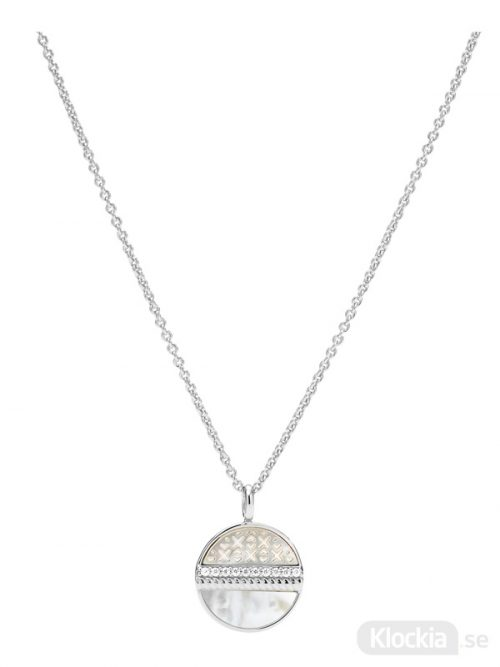 Damsmycke FOSSIL Halsband Sterling Silver JFS00517040