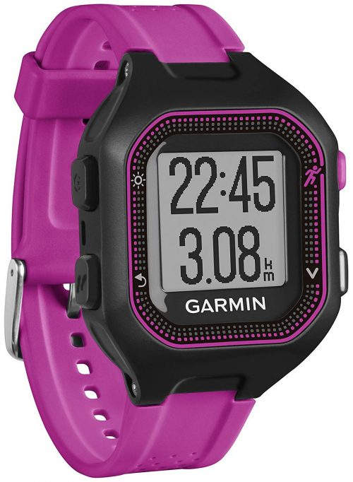 Garmin Forerunner 25 Small 010-01353-30 LCD/Gummi