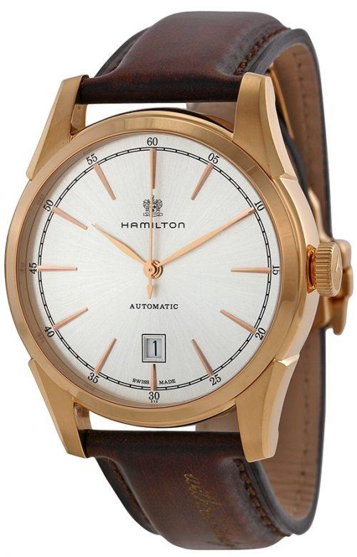 Hamilton American Classic Herrklocka H42445551 Timeless