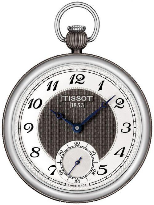 Tissot Bridgeport Herrklocka T860.405.29.032.00 Silverfärgad Ø45 mm