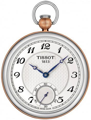 Tissot Bridgeport Herrklocka T860.405.29.032.01 Silverfärgad Ø45 mm