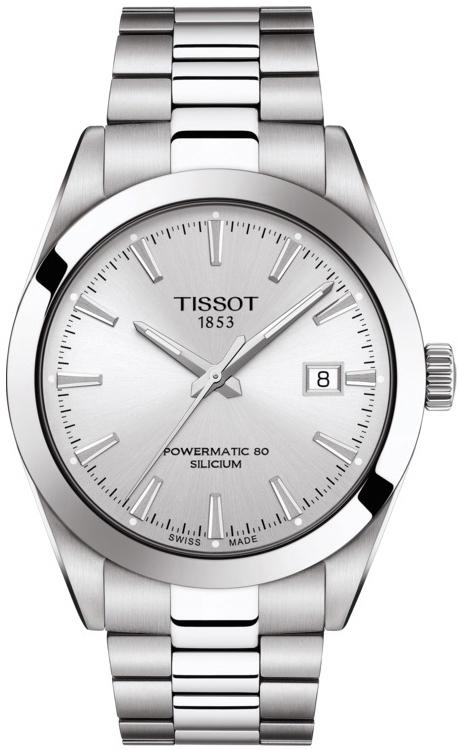 Tissot T-Classic Herrklocka T127.407.11.031.00 Silverfärgad/Stål