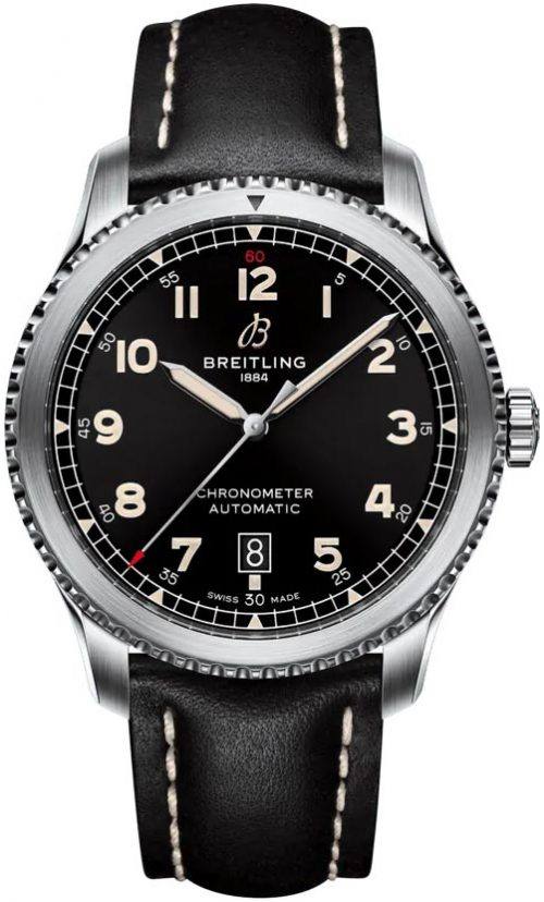 Breitling Aviator 8 Automatic 41 Herrklocka A17315101B1X1