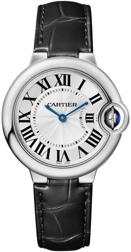 Cartier Ballon Bleu De Cartier Damklocka WSBB0034