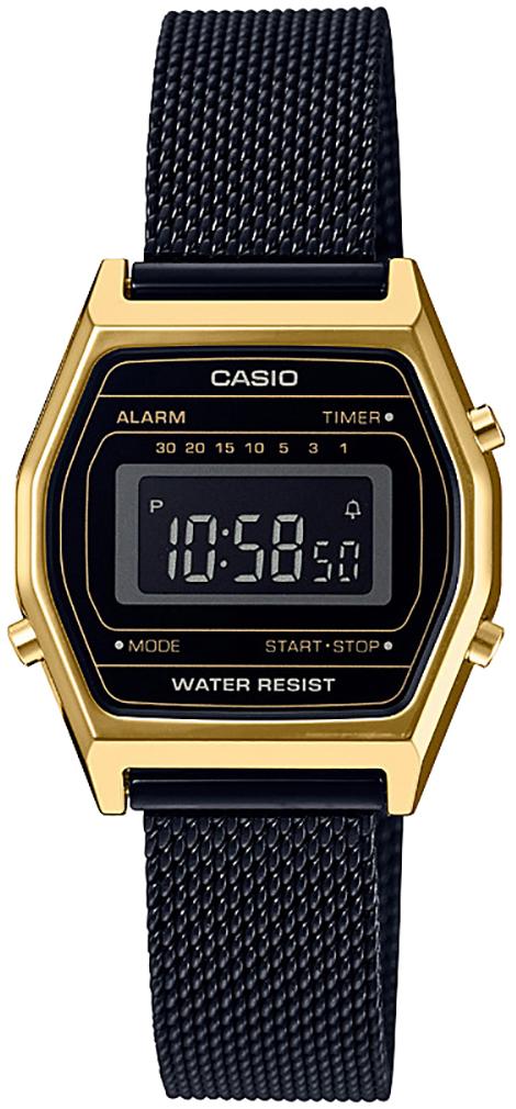Casio Retro LA690WEMB-1BEF LCD/Stål