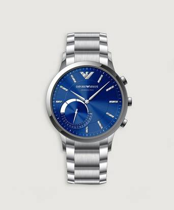 Armani Klocka Emporio Armani ART3033 Connected Watch Blå