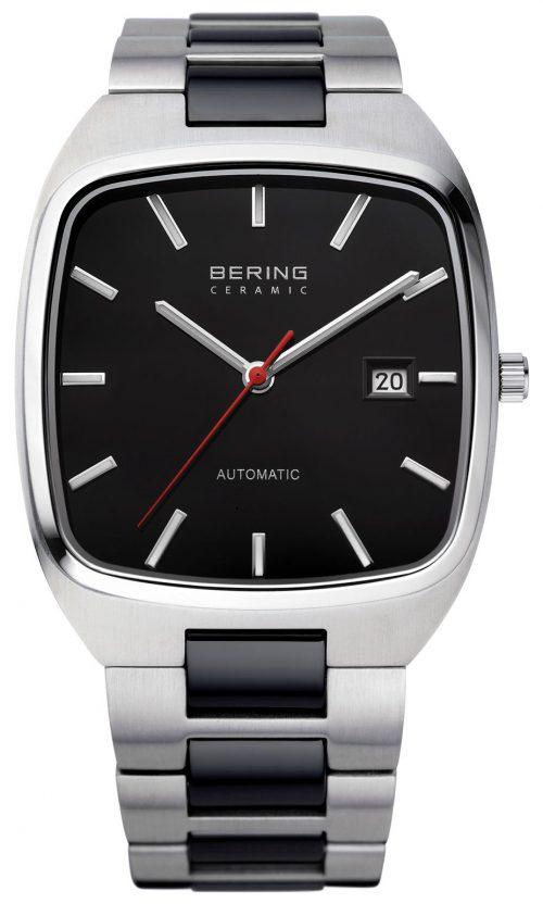 Bering Automatic Herrklocka 13538-742 Svart/Stål