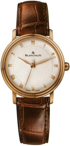 Blancpain Villeret Ultraflach Damklocka 6102-3642-55A